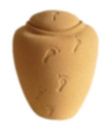 Ocean Sand cremation urn