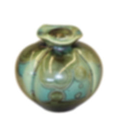 Willow Creek Cremation Pottery Keepsake