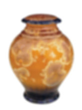 Sundance Adult Cremation Pottery Urn
