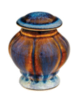 Ravenna Cremation Pottery Keepsake