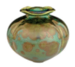 Willow Creek Adult Cremation Pottery Urn