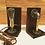 Thumbnail: Yakisugi - Shou Sugi Ban Industrial Bookends & Pipe Lamp