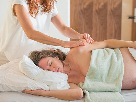 O edema da gravidez e a drenagem linfática manual