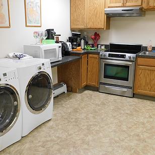 Kitchen/Laundry