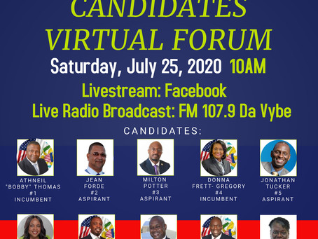Meet the Candidates!!!