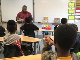 Joseph Gomez Elementary School 2020 Read-In