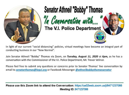 """""""In Conversation with...VIPD"""
