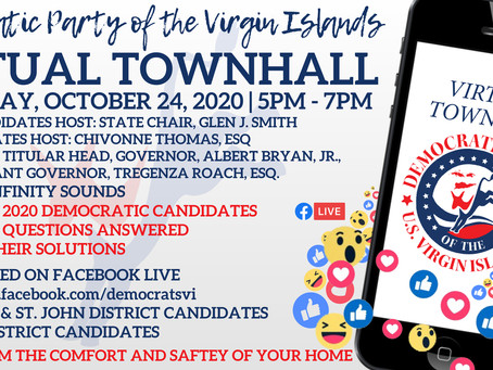Democratic Virtual Townhall