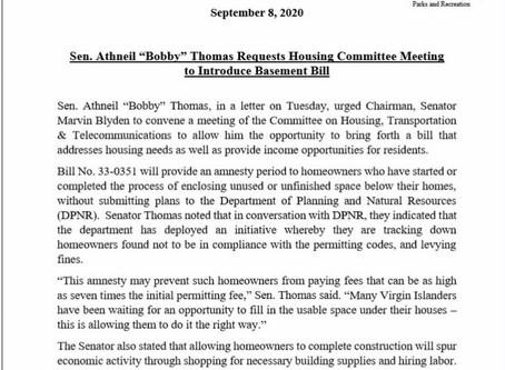 Introducing Basement Bill