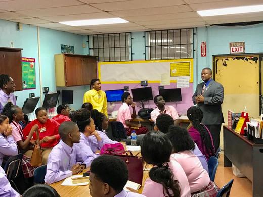 Black History 2019 at Ivanna Eudora Kean High School