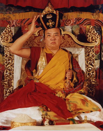 The 16th Karmapa Rangjung RigpeDorje