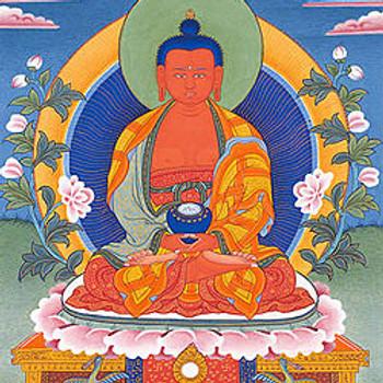 Amitābha Puja
