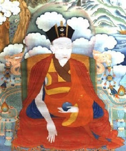 The 4th Karmapa Rolpe Dorje