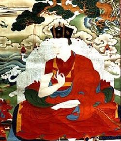 The 12th Karmapa Changchub Dorje
