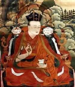 The 15th Karmapa Khakyab Dorje
