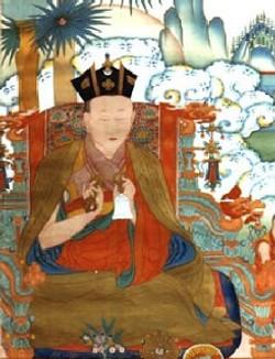 The 5th Karmapa Deshin Shekpa