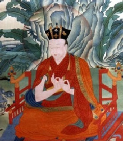 The 10th Karmapa Chöying Dorje