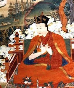 The 7th Karmapa Chödrak Gyatso