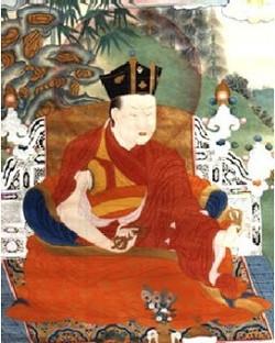 The 6th Karmapa Thongwa Dönden