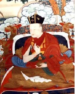 The 9th Karmapa Wangchuk Dorje