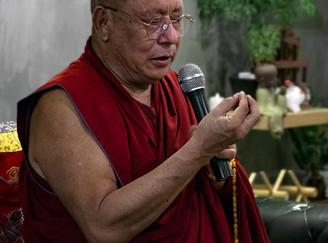 第二十八課: 欲享福善諸佛子