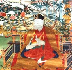 The 1st Karmapa Düsum Khyenpa