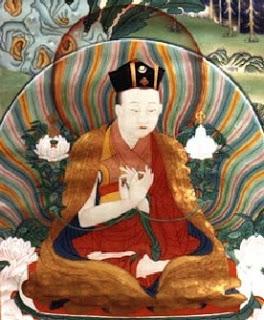 The 3rd Karmapa Rangjung Dorje