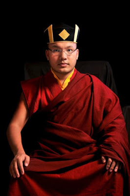 The 17th Karmapa Ogyen Trinley Dorje