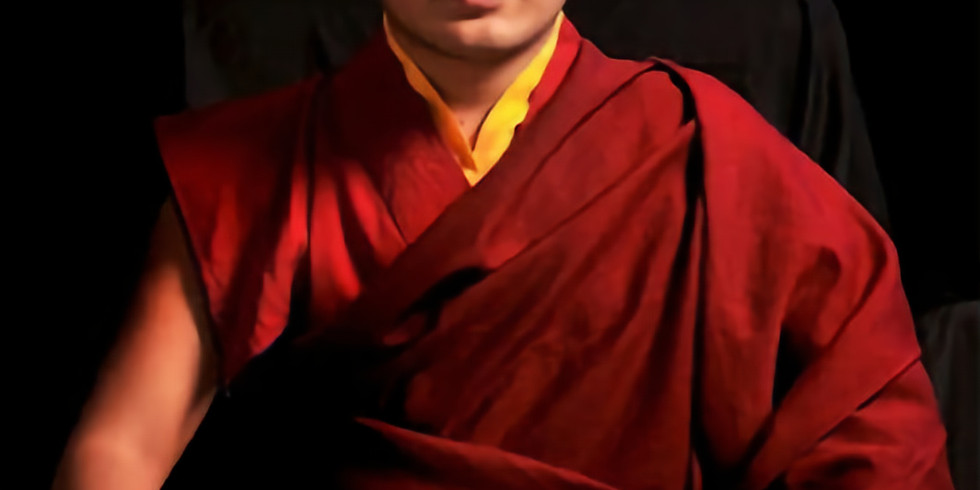 Four Sessions Guru Yoga Teaching (2)