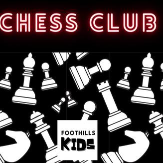 Kid's Chess Club