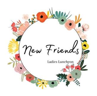 New Friends Luncheon