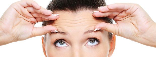 wrinkles, botox