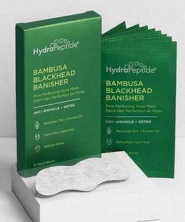 Hydropeptide Bambusa Pore Strips