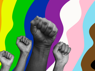 𝐂𝐨𝐥𝐨𝐫𝐬 𝐨𝐟 𝐏𝐫𝐢𝐝𝐞: Waving the Flag for Pride 2021