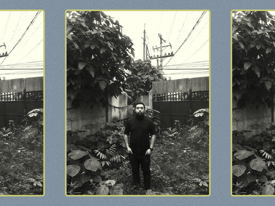 """Gerald Castillo Galindez releases Poetry EP """"From Kabacan-Buluan-Tacurong, With Love"""""""