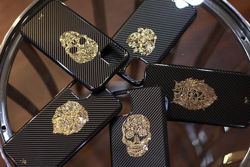 Чехлы с изображением из золота