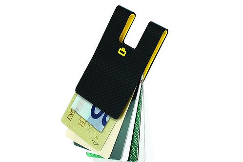 3C: CARBONE CARD CLIP - Зажим из карбона