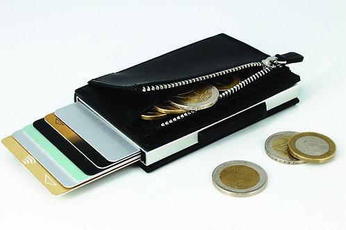 Cascad zipper wallet
