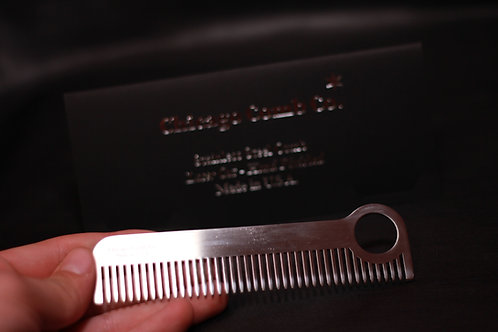Расческа Chicago Comb Co.(Зеркальная)