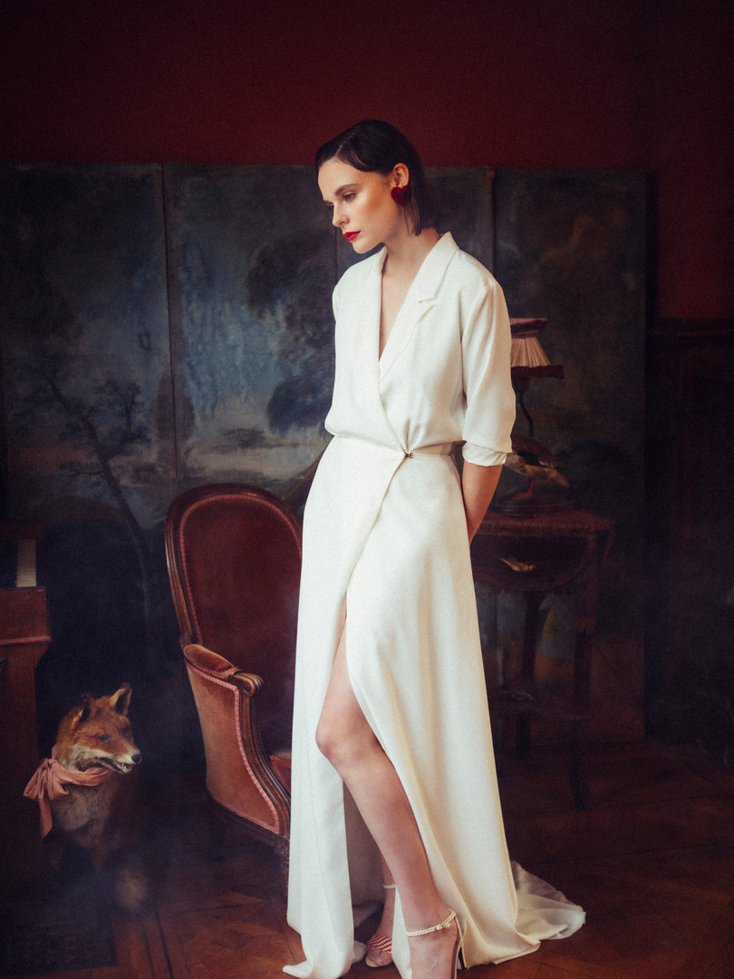 Robe Arles Longue
