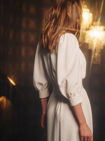 Robe Baccarat longue