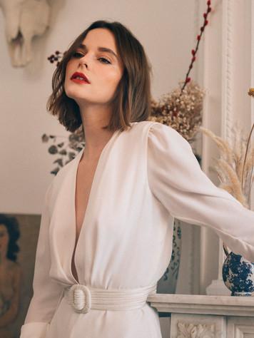Robe Bordeaux
