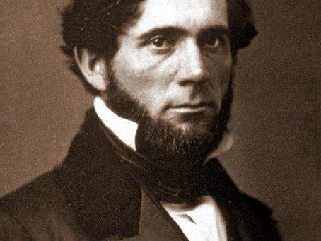 Frémont Turns Back: May 8, 1846