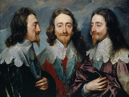 King Charles Betrays His Friend: May 10, 1641