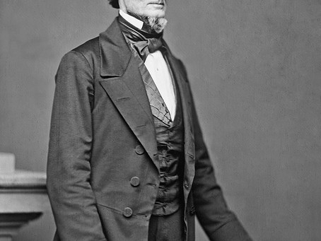 A Christmas Present for Old Abe: December 22, 1865