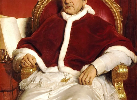 "Election of a ""Liberal"" Pope: June 16, 1846"
