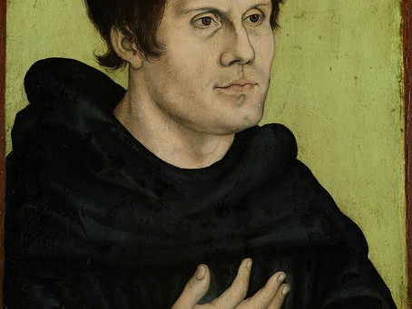 Martin Luther Defies the Pope: December 10, 1520