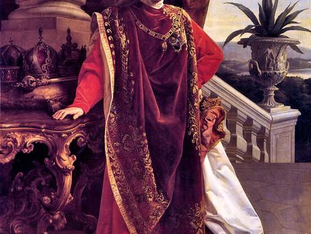 Return of Vienna's Emperor: August 12, 1848