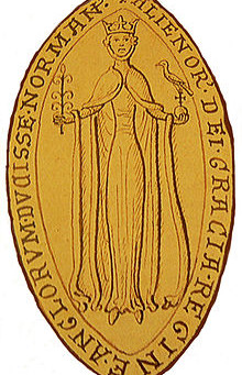 Death Day of a Queen Who was Nobody's Fool: April 1, 1204