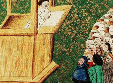 Execution of a Proto-Protestant: July 6, 1415